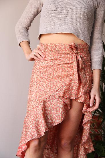 KOMALAKARA Wrap Skirt (S/M)