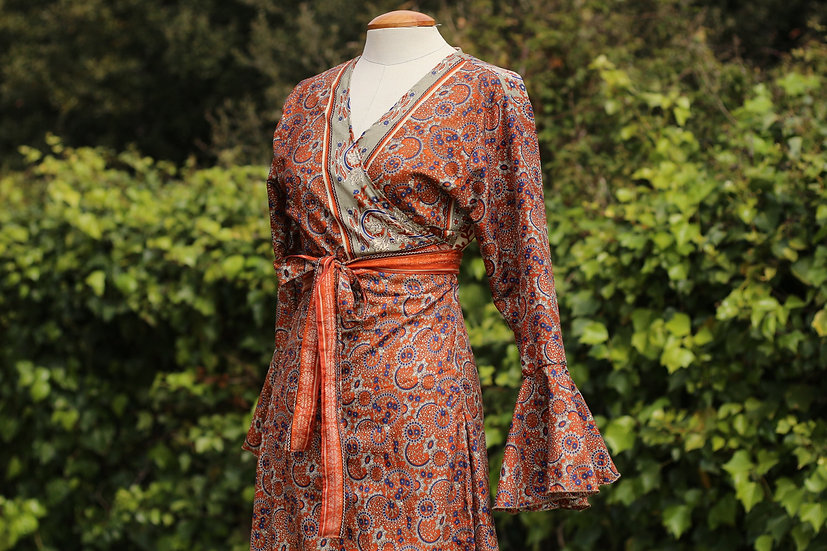 PAVANA Long Dress