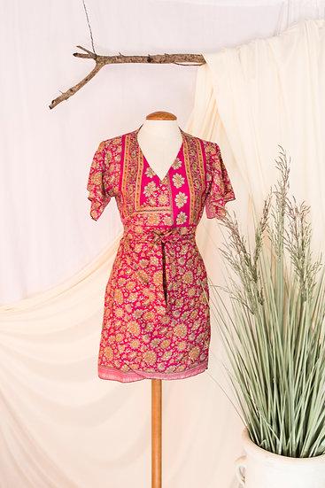 MINABHA Short Dress