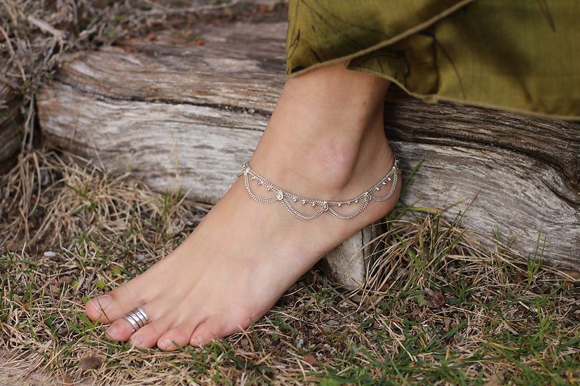 MAHA Anklet