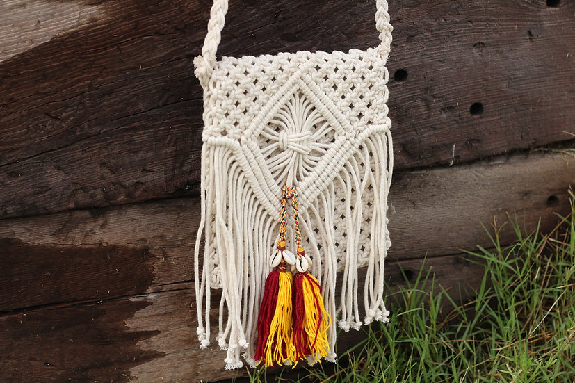 KALAMAYI Cotton Small Bag