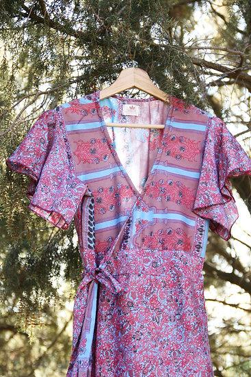 PRABHA Short Dress