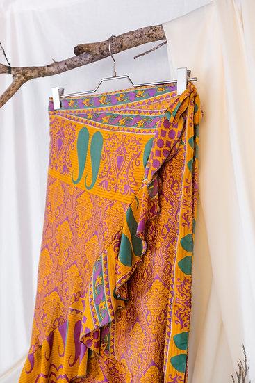 PURITA Wrap Skirt (L/XL)