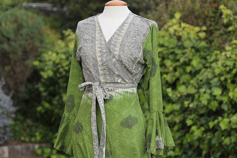PAVITHRA Long Dress