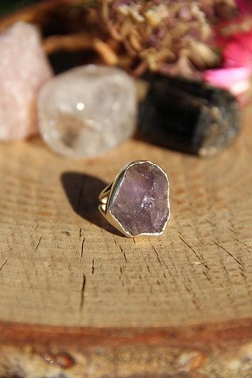 PARA Silver Ring