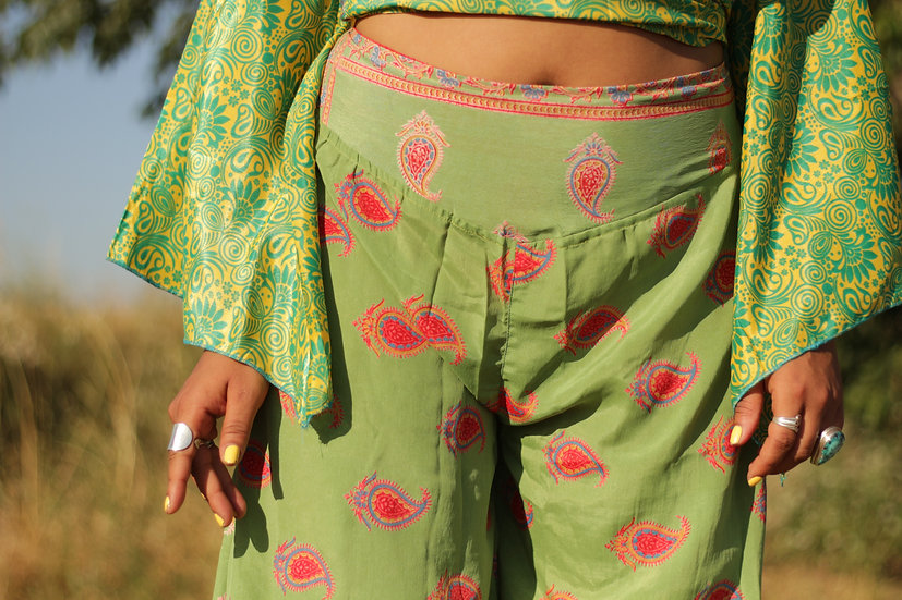 NYASTA Butterfly Pants