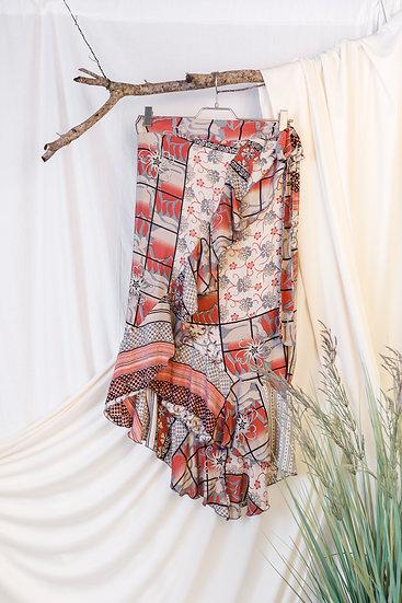 SANDHYA Wrap Skirt (L/XL)