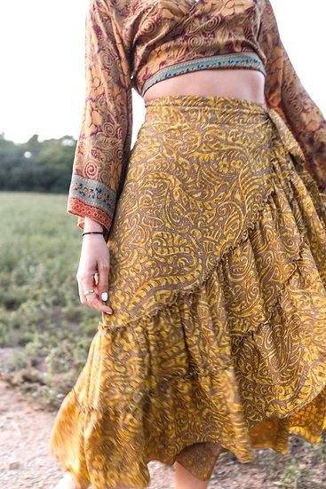 SVAHA Long Skirt