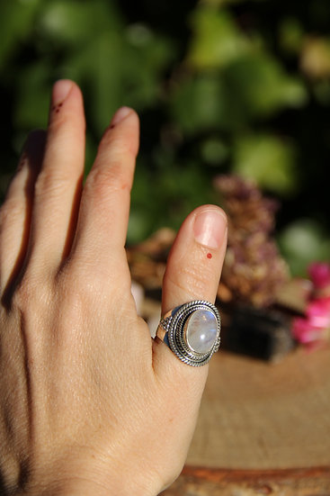 CIT Silver Ring
