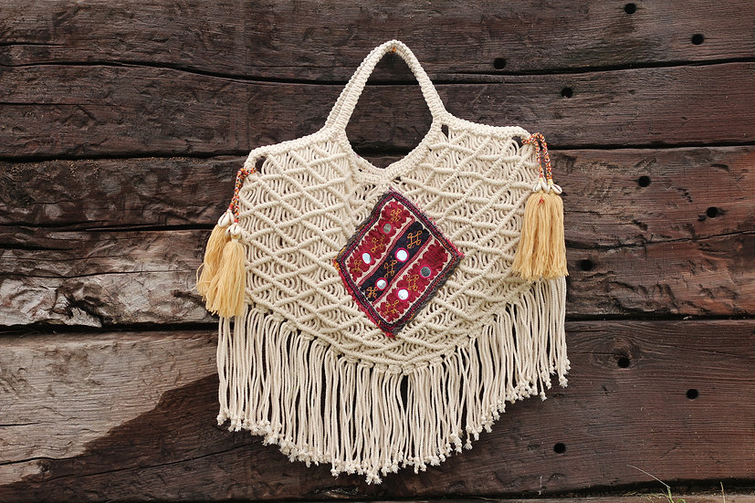 PUNNAGA Cotton Big Bag