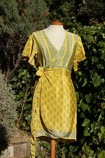 SAKSINI Short Dress