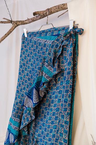NITYA Wrap Skirt (L/XL)