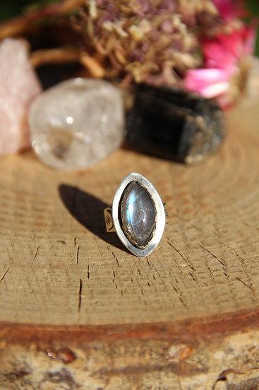 RASA Silver Ring