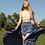 Thumbnail: PARAYANA Gypsy Skirt (S/M)