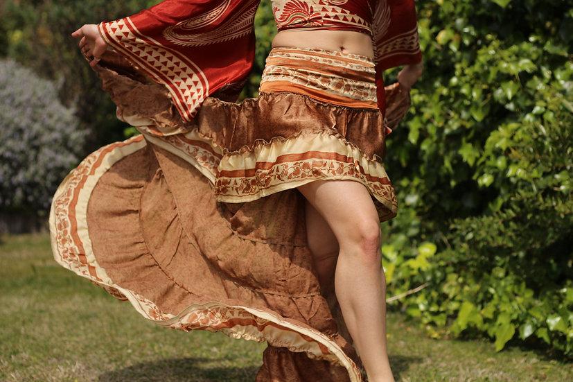 HASTA Gypsy Skirt (S/M)