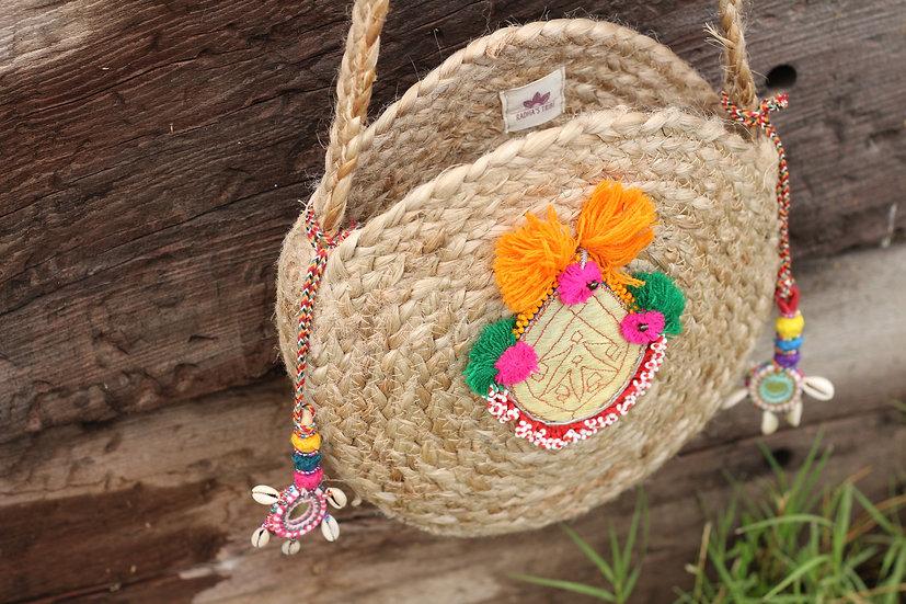 PADMASTHA Yute Small Bag