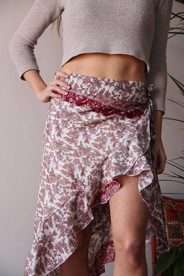 GHURNITA Wrap Skirt (S/M)