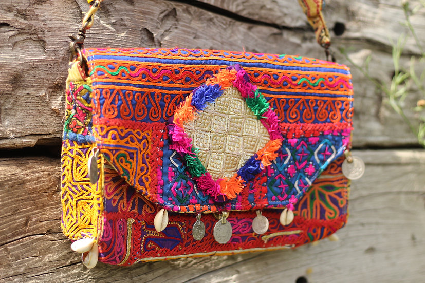 CITI Gypsy Clutch