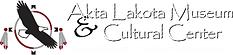 Akta Lakota Museum and Cultural Center logo