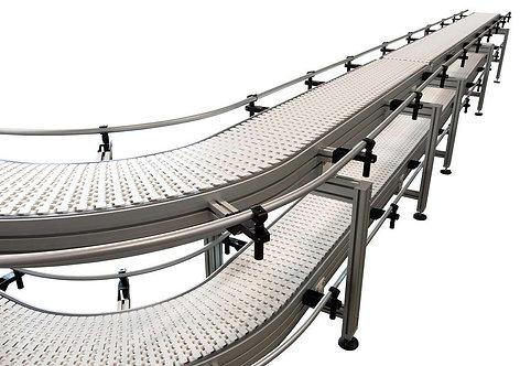 MTC 150 Modular Aluminium Conveyor