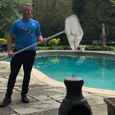 Pete the Poolman