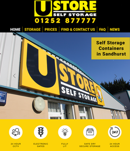 UStore Sandhurst Self Storage