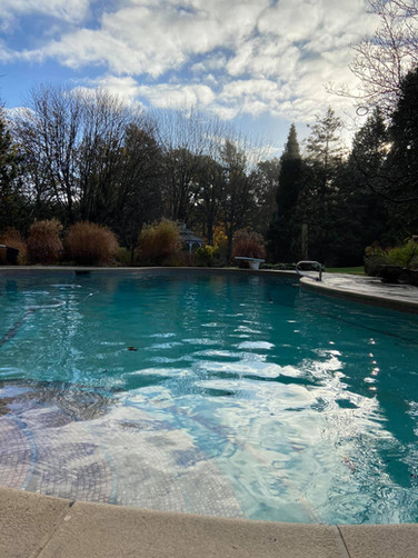 Safe and clean pool water