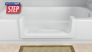 Easy access to your bath