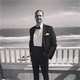 Corey Vaughn as James Bond