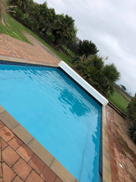 Pool after Treatment