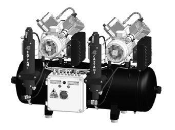 AC400 Compressor 6 - 8 Surgeries
