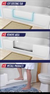 Transformez votre bain en bain à remous