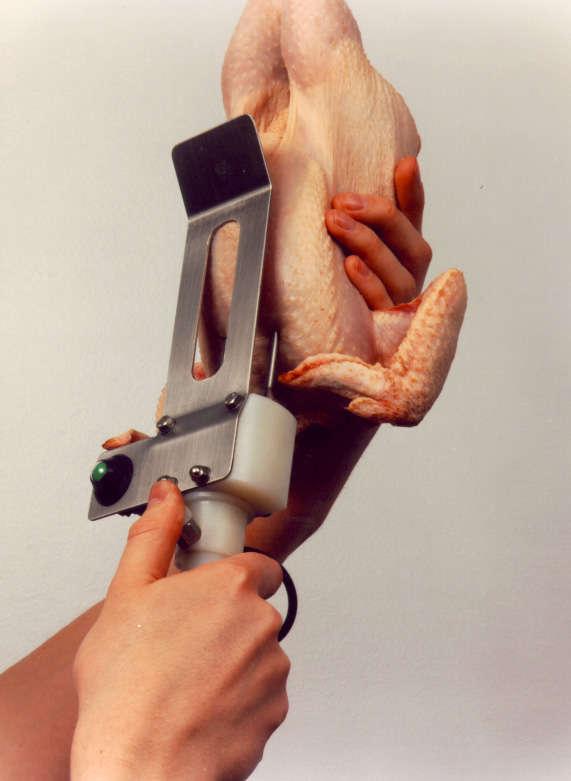 Poultry Injection Gun
