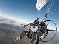 Tandem Paramotor Flights