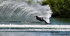 Advanced Slalom Waterskiing