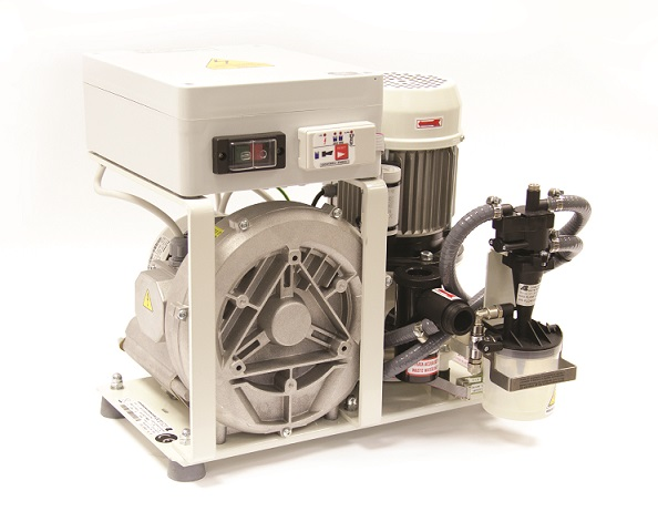 Cattani Turbojet at AG Dental