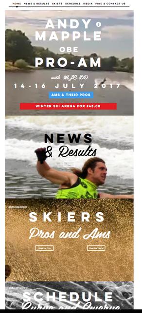 International Water Ski Competition