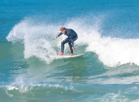 #Surf #Lessons on #Saunton Sands North Devon