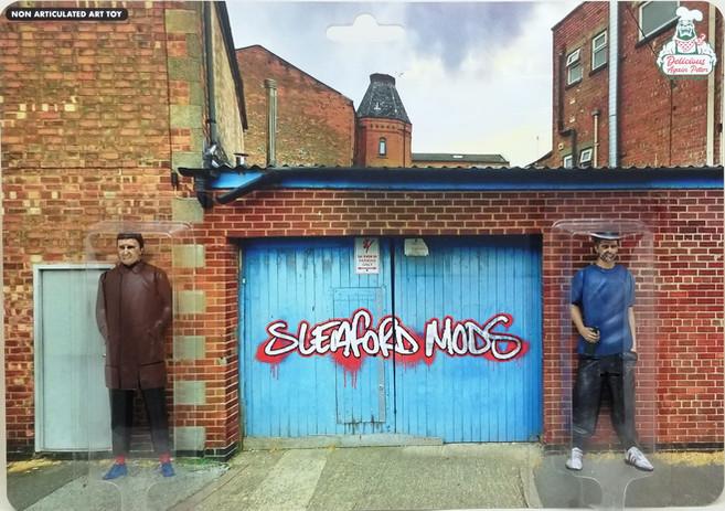 Sleaford Mob Art Toys