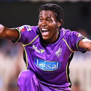 For England Jofra Archer
