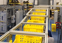 Tote Handling Systems
