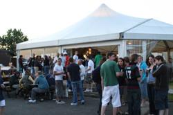 Event hosting at Thorpe Lakes