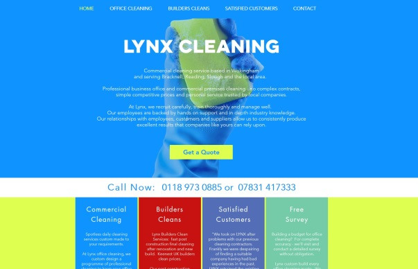 Lynx Office Cleaning