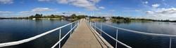 The Bridge to Thorpe Lakes