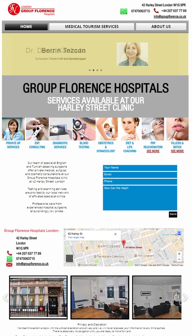 Group Florence Harley Street