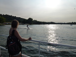 Cable Wakeboarding at Thorpe Lakes