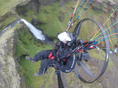 Scout Paramotor Flying