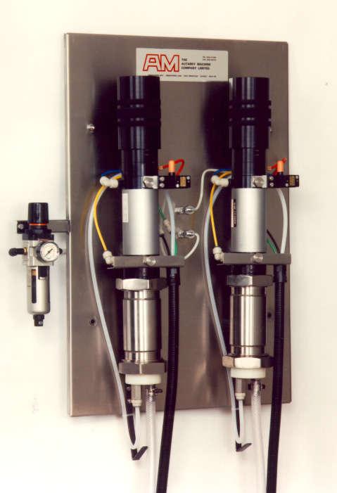 Twin Volumetric Pumps