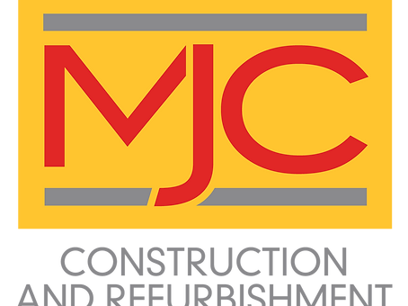 MJC Commercial Building & Refurbisment Logo