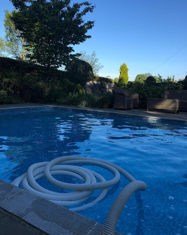 Pool Cleaning in Surrey